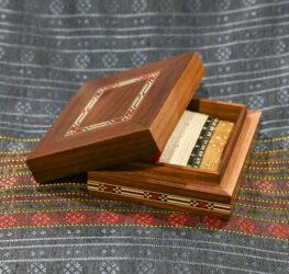 アブアベドの寄木小箱